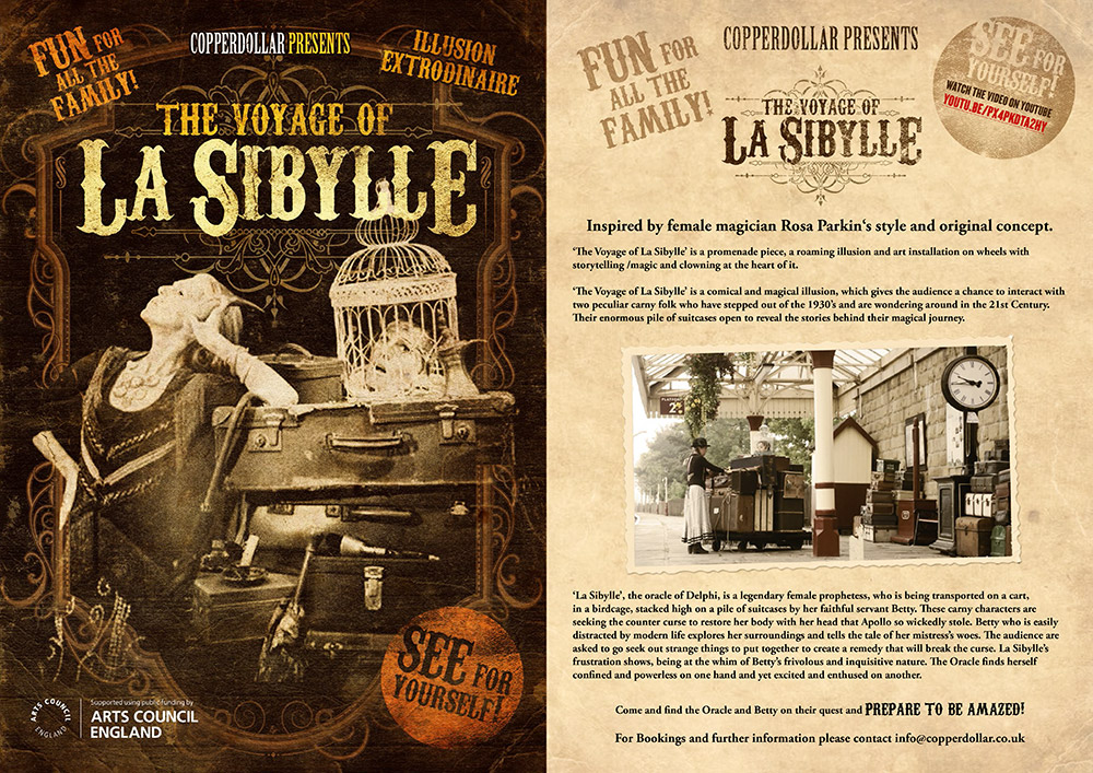 voyage of sibylle show